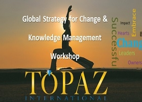 Strategy Formulation for Change & Knowledge Management